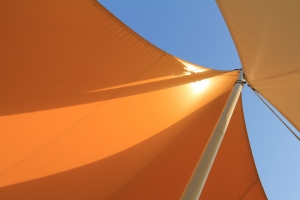 Residential shade sails San Diego