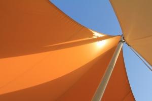 Residential shade sails San Diego